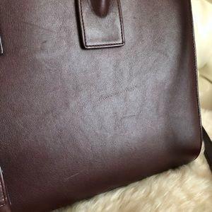 af519b3d76f8 Saint Laurent Bags - Saint Laurent Sac de Jour Small Bordeaux Leather